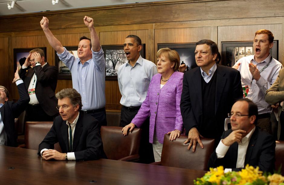 Pasaulio lyderiai ragina Davidą Cameroną likti Europos Sąjungoje